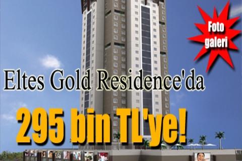 Eltes Gold Residence'da