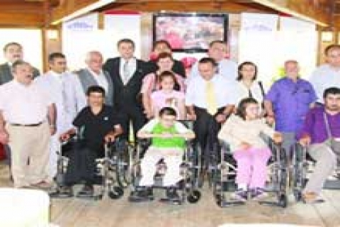 Hasanoğlu İnşaat engellileri sevindirdi