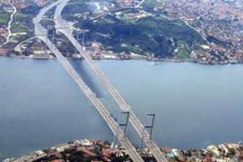 3. Köprü'de yeşile en az zarar verecek güzergah seçildi