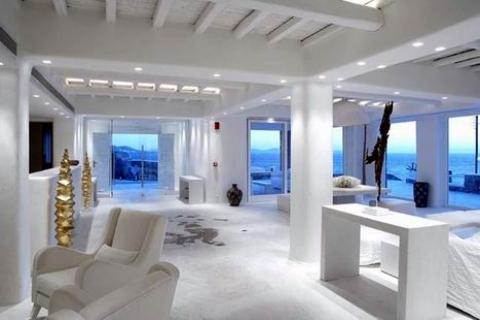 Yunan adalarından mavi beyaz dekorasyon önerileri!