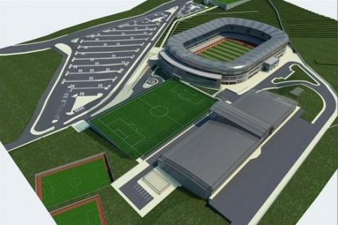 Başakşehir Stadyum inşaatı 1 Ağustos'ta ihaleye çıkıyor!