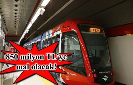 Ataköy İkitelli metrosunun