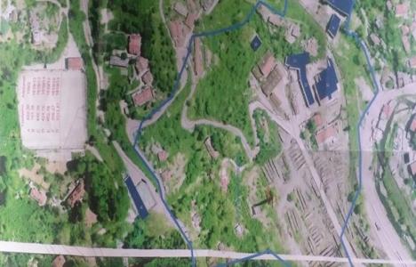 Filyos Limanı'nın inşaatı