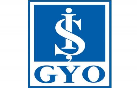 İş GYO'ya İş Bankası'ndan 50 milyon dolar finansman sağlandı!