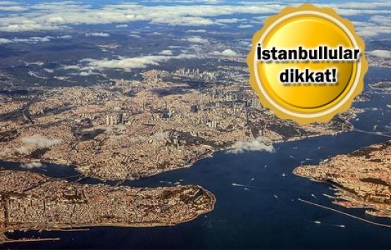 İstanbul'un hangi ilçelerinde deprem tehlikesi daha yüksek, hangilerinde daha düşük?
