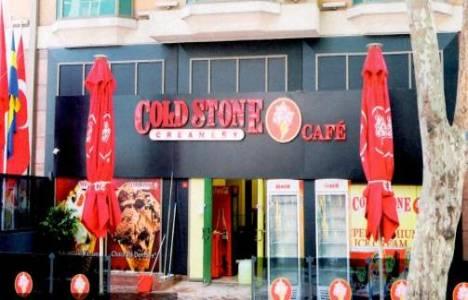 Cold Stone Creamery Türkiye'deki ilk mağazasını Ortaköy'de açtı!