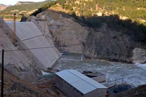 Enerjisa'nın Kozan'daki barajının kapağı patladı!