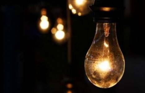 İstanbul elektrik kesintisi 21 Eylül 2015 saatleri!