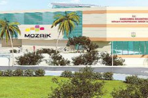 Şanlıurfa'nın ilk AVM'si Mozaik açıldı