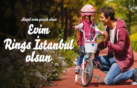 Rings İstanbul'da ödemeler teslimlerden sonra başlıyor!