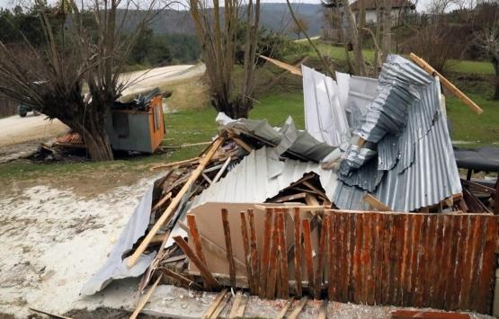 Bolu Yedigöller'deki kaçak yapılar yıkılıyor!