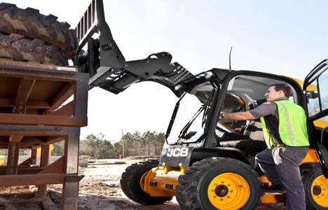 JCB SİF İş Makinaları, 2012 Teknoloji Ödülü aldı!