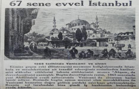 1865 yılında İstanbul!