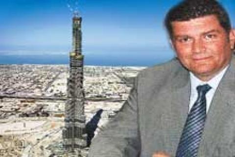 Burj Dubai'nin kalıpçısı Gebze'yi `yeni üs' seçti