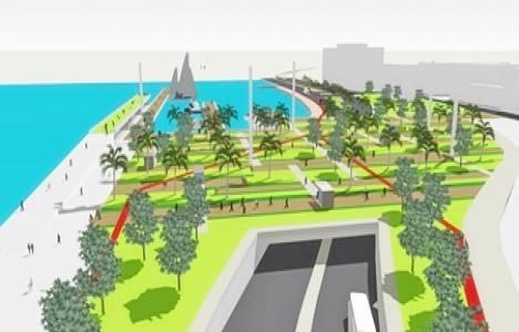 İzmir Kıyı Tasarımı Projesi ihalesi 26 Mart'ta yapılacak!