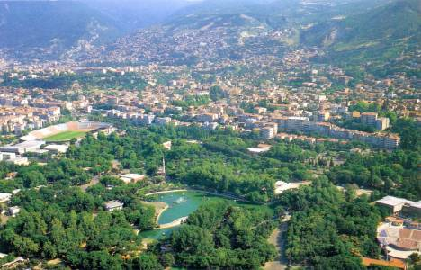 Bursa'da 8 adet arsa 1 milyon 855 bin TL!