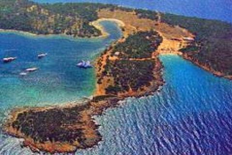 Noor Holding, 8 milyar dolarlık Sedir Adası inşa edecek