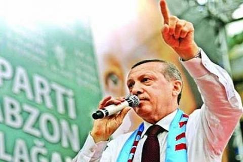 Tayyip Erdoğan: Ovit Tüneli ile Erzurum'u denize bağlamış olacağız!