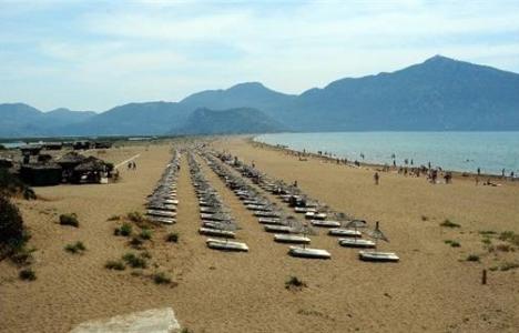 İztuzu plaj işletmesi
