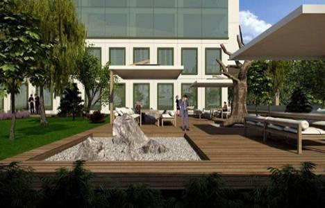 Nuroltower Plaza Şişli 'de 2014 teslim: metrekaresi 5 bin dolar!
