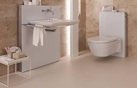 Geberit'ten banyolar için yenilikçi fikirler!