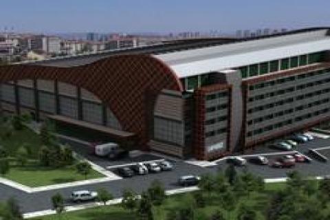 Burhan Felek Spor Salonu için temel atma töreni yapılacak