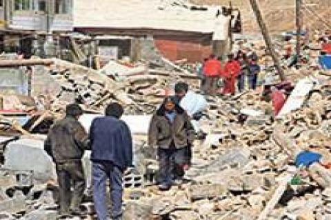 Kerpiç felaketi bu sefer Çin'i vurdu