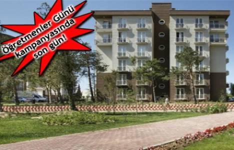 Narin Park Evleri Çerkezköy'de yüzde 10 indirim! 125 bin TL!