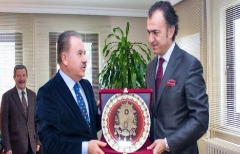 Elmadağ Belediye Başkanı yatırımcılara teşekkür etti!