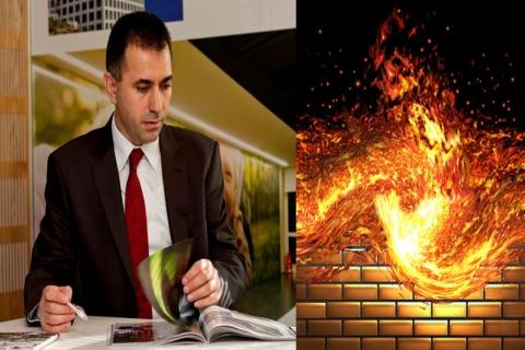 Aspen Divarsa Modüler Bölme Duvarlar, yangında hayat kurtaracak!