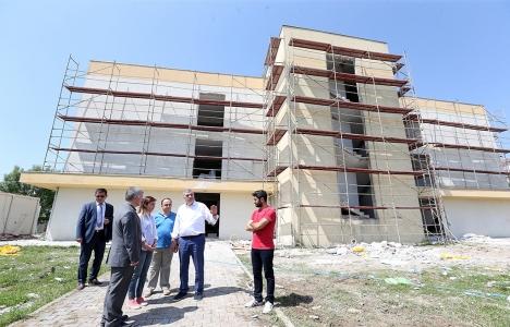 Sakarya Yenikent'e yeni projeler gelecek!