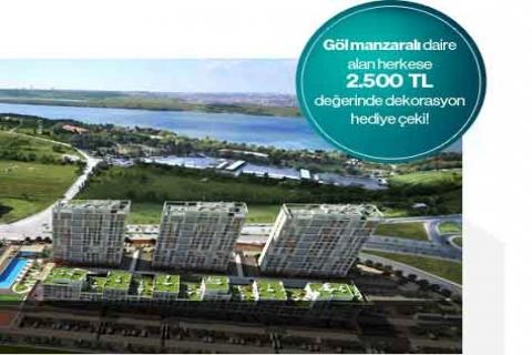 Soyak'ta haftanın fırsatları! Park Aparts'ta 108 bin 500 TL'ye!