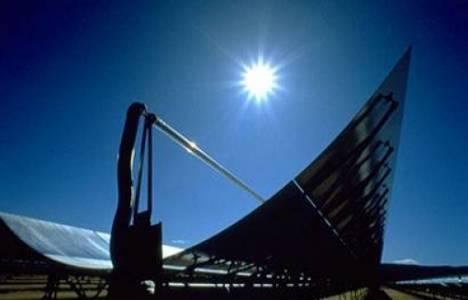 Adana güneş enerjisi santrali üretime başladı!