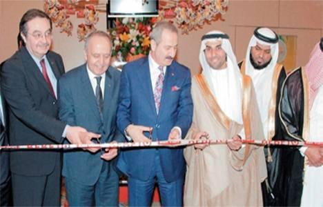 Kervan Gıda, Arabistan'da 57 Eğlence Adası açtı!