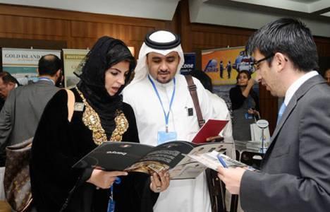 Gayrimenkulde Arap fonları