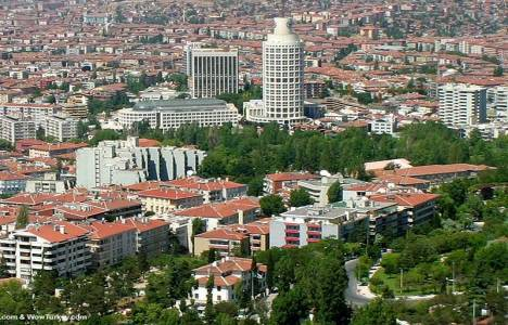 Ankara'da satılık arsa 3 milyon liraya!