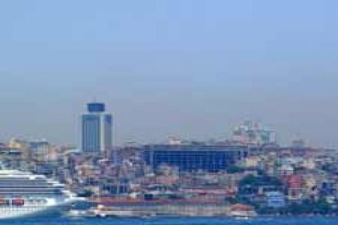 Danıştay'dan İstanbul Park Otel'e durdurma