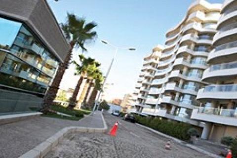 İzmir Smyrna Park By İdea'da metrekaresi 1200 TL'ye!