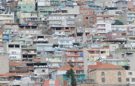 İzmir'deki dönüşüm projelerinin