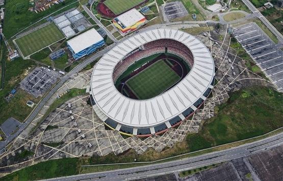 Kamerun'un en büyük ve en lüks stadyumuna Yenigün İnşaat imzası!