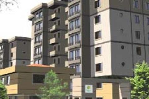 Yeşilkoru'da en ucuz daire 162 bin YTL'ye satılıyor