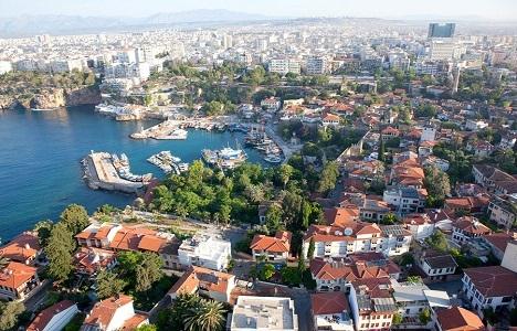 Konut satışlarının en fazla olduğu 4. il Antalya!