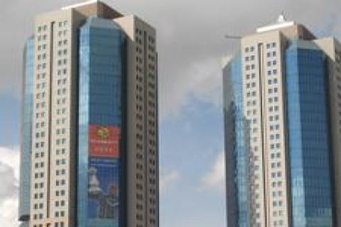 Koza Plaza, İstanbul'un 8.Tepesi oldu!