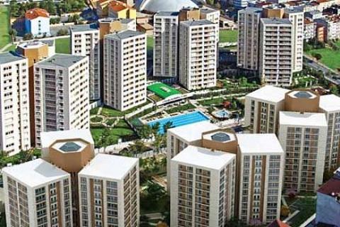 Bağcılar Çınar Olimpiapark 2'de 335 bin TL'ye 3+1! Hemen teslim!