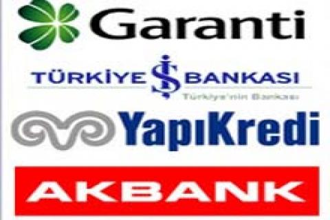 Bankalar faiz oranlarını düşürdü
