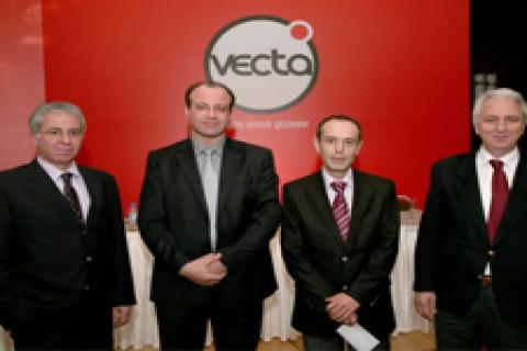 Vecta, yüzde 80'lerde