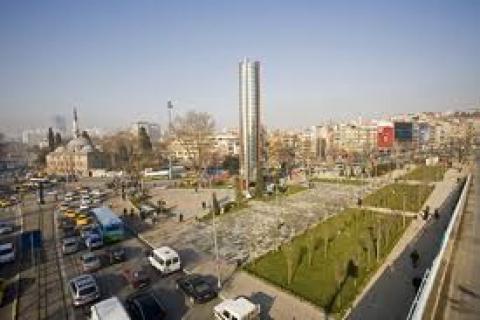 Darüşşafaka, Beşiktaş'ta