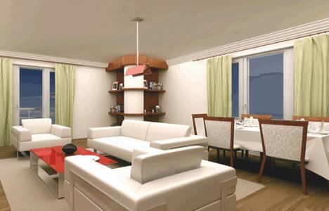 Beylik Yapı Bahadır Evleri'nde 2 oda 1 salon 120 bin liraya!