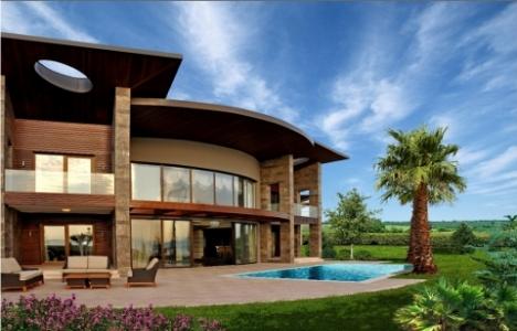 Gölmahal Villaları doğal kaynaklarla enerji sağlıyor!