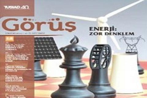 TÜSİAD: Enerji zor denklem!